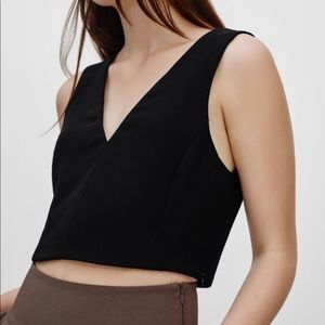 Wilfred Crop Top Small